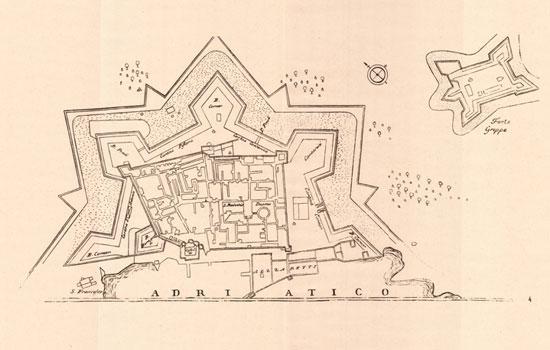Državni arhiv u Splitu mapa