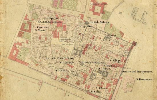 Državni arhiv u Splitu mapa 2